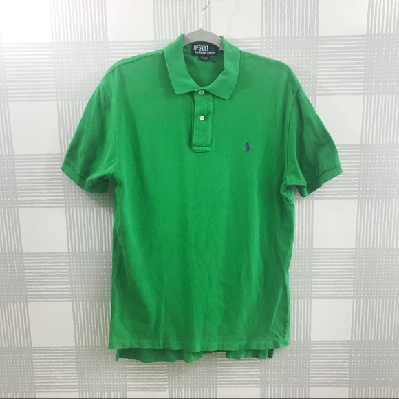 c87c4ee87 Polo by Ralph Lauren Shirts | Kelly Green Polo Shirt | Poshmark